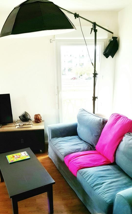 Canape d'Ikea Ektorp retape