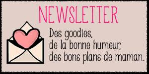 Newsletter de Maman Pigeon en widget