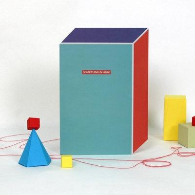 Un cachier Dubu dumo geometrique en 3D