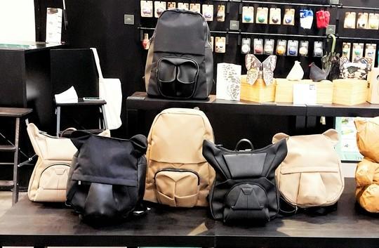 Les sacs à dos 25ToGo à Maison & Objet 2015
